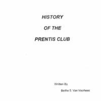 History of the Prentis Club.pdf